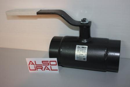 Кран шаровой муфтовый КШ.М.065.25-01 Ду65 Ру25