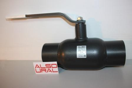 Кран шаровой приварной КШ.П.080.25-01 Ду80 Ру25